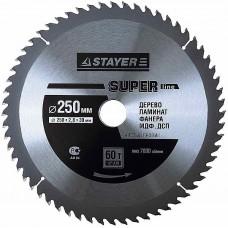 Диск отрезной Stayer Диск пильный Stayer Master по дереву 160х20мм, 48 зубьев