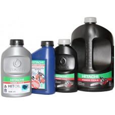 Масло Hitachi CHAINWAY адгезионная, для пильных цепей, 1 литр