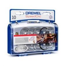 Насадка к граверу Dremel Комплект насадок SpeedClic (SC690)