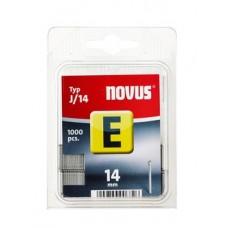 Гвозди Novus E J/14 1000 штук