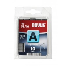 Скобы Novus A 53/10S 1000 штук
