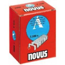 Скобы Novus A 53/10S 5000 штук
