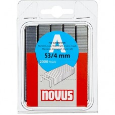 Скобы Novus A 53/4 2000 штук