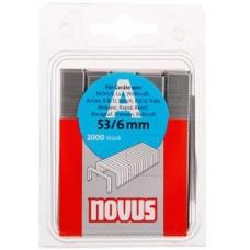 Скобы Novus A 53/6 2000 штук