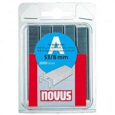 Скобы Novus A 53/8 2000 штук