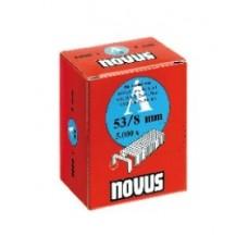 Скобы Novus A 53/8S 5000 штук