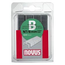 Скобы Novus B NT/8S 1600 штук