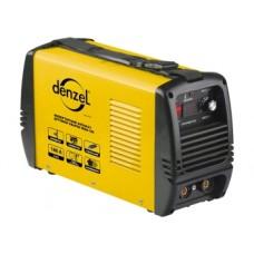Инверторный аппарат дуговой сварки ММА-200, 200 А, ПВР 60%, диам. 1,6-5 мм Denzel