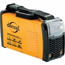 Аппарат инверторный для дуговой сварки ММА-160CI, 160 А, ПВР 80%, диам. 1,6-4 мм Denzel