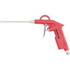 Пистолет продувочный с удлиненным соплом, пневматический, 135 мм MATRIX