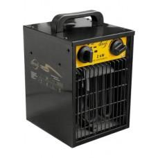 Тепловой вентилятор электрический FHD - 2000, 2 кВт, 220 В / 50 Гц DENZEL
