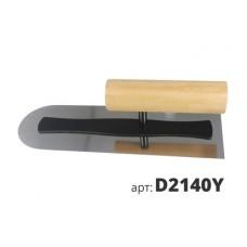 кельма японка венецианская с деревянной ручкой D2140Y