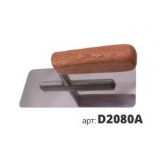 кельма венецианская деревянная ручка D2080A