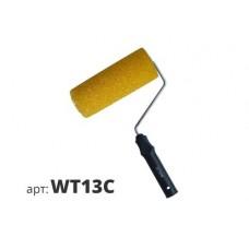 декоративный валик с грубой пористой текстурой WT13C