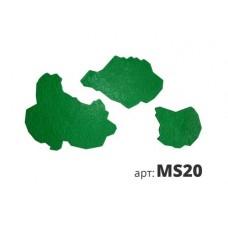 набор (3шт) штампов резиновых MS20