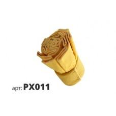 декоративный тампон замшевый PX011
