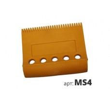 резиновый скребок-аппликатор с эффектом под дерево MS4