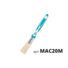 кисть плоская MAC20M