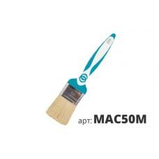 кисть плоская MAC50M