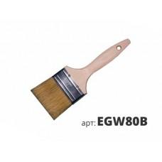 кисть плоская EGW80B