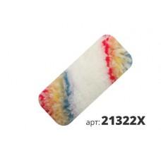 мини-валик полиамид серо-красная нить 21322X